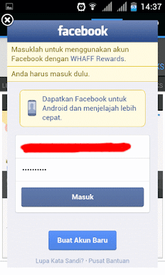 whaff, playstore, facebook