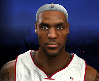 NBA 2K14 Converted LeBron James CF Mod
