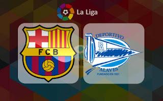مشاهدة مباراة برشلونة وديبورتيفو ألافيس بث مباشر بتاريخ 19-08-2018 الدوري الاسباني