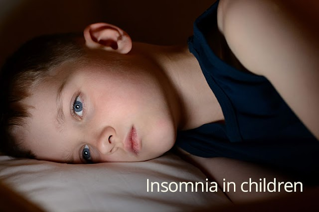 #Health : Too little sleep can increase a child's risk of obesity !