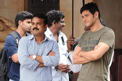 Mahesh Babu and Koratala Siva