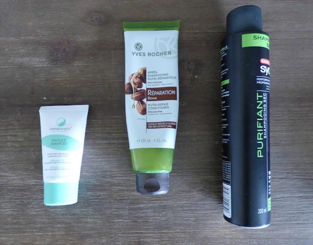 shampoing sec syoss