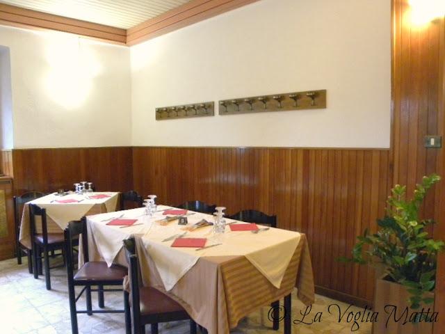 """Trattoria """" La Pineta """" a Opicina, sul Carso triestino"""