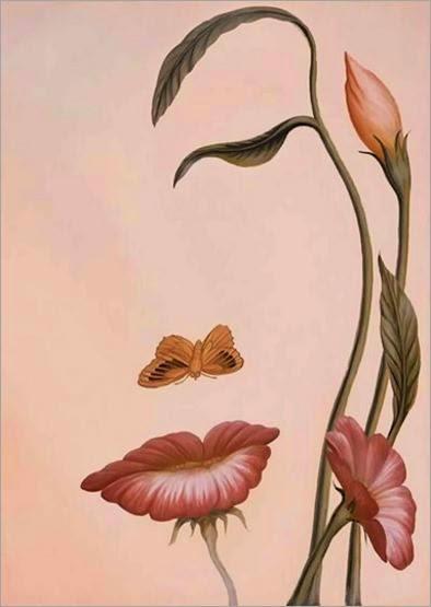 Flores - Octavio Ocampo e Suas Pinturas Cheias de Ilusões