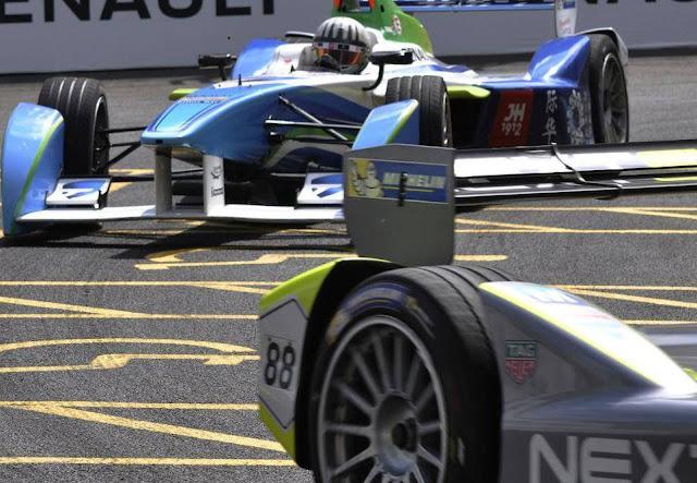 Carrera Formula E
