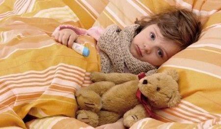 Quando la bimba malata da mamma a mamma - Prurito diffuso a letto ...