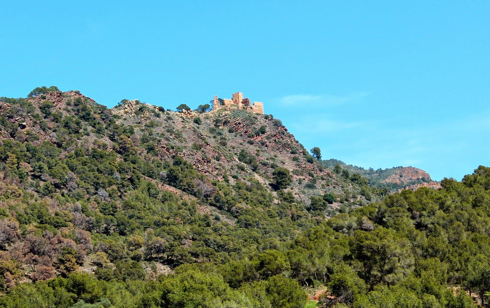 Castillo de Serra-Sierra Calderona (Valencia)