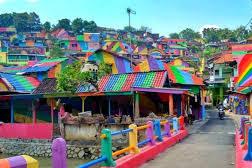 Profil Perpustakaan Desa Rumah Pelangi, Desa Rumah Pelangi, Bantul Yogyakarta