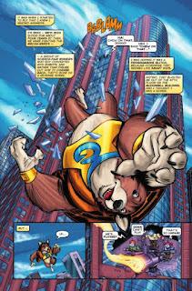 """Reseña de """"Astro City vol. 17: Y al final..."""" de Kurt Busiek y Brent Anderson - ECC Ediciones"""