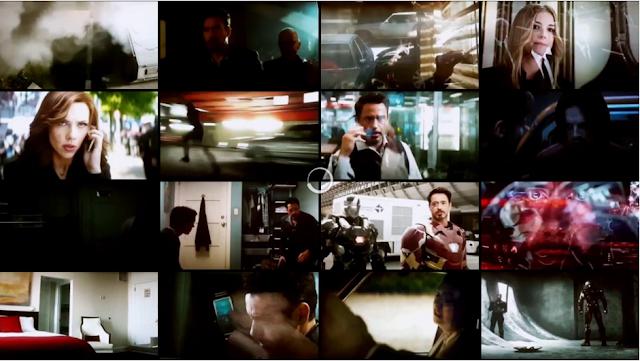 Captain America: Civil War (2016) HDCam Subtitle Indonesia