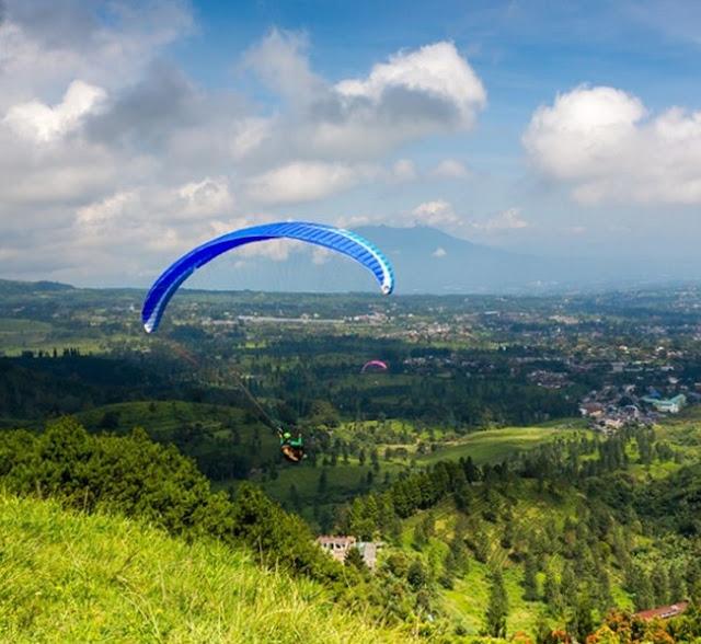 Harga Tiket Sport Wisata Bukit Paralayang Parangtritis
