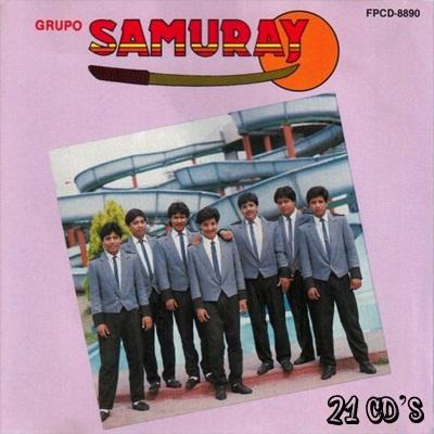 discografia del grupo samuray