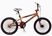 Sepeda BMX Pacific Hot Shot 300 FreeStyle 20 Inci