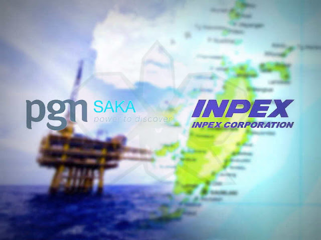 Terkait Blok West Yamdena, Saka Energi Buka Kerjasama dengan Inpex