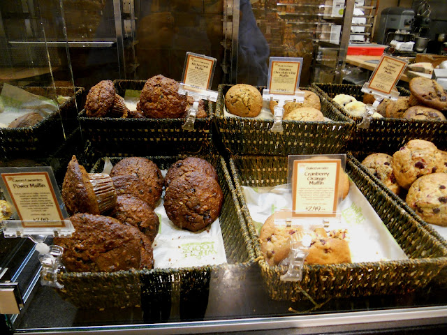 Whole Foods Bakery Blueberry Muffin