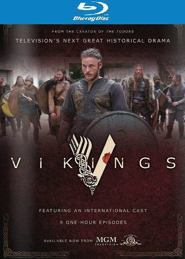 Alt TV Series: Vikings Season 1 BluRay 720p x264 2 5GB