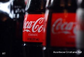 Beber demasiada Coca-Cola