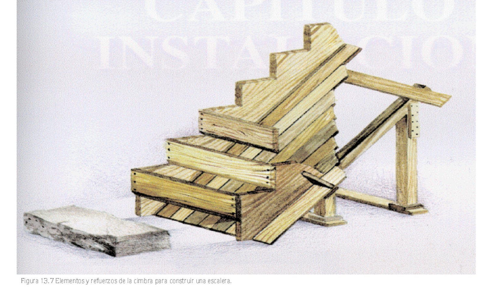 Mi blog creativo construcci n de escaleras for Construccion de escaleras
