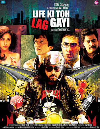Poster Of Hindi Movie Life Ki Toh Lag Gayi 2012 Full HD Movie Free Download 720P Watch Online