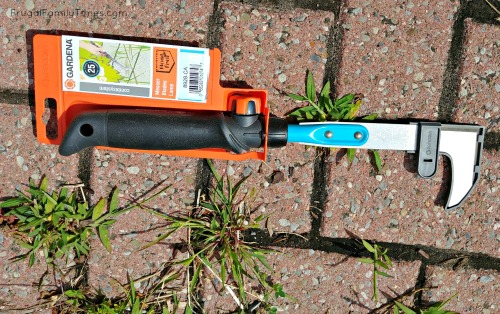 is Gardena the best tool to pull weeds