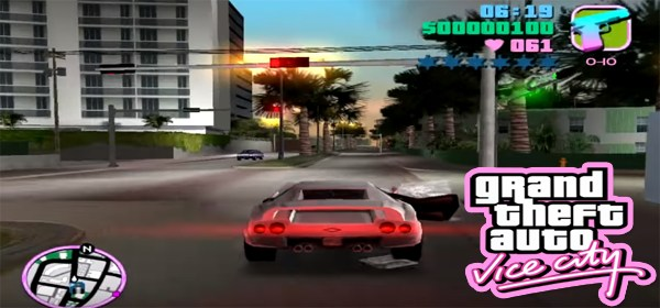GTA Vice City PC Full - Screenshot 1