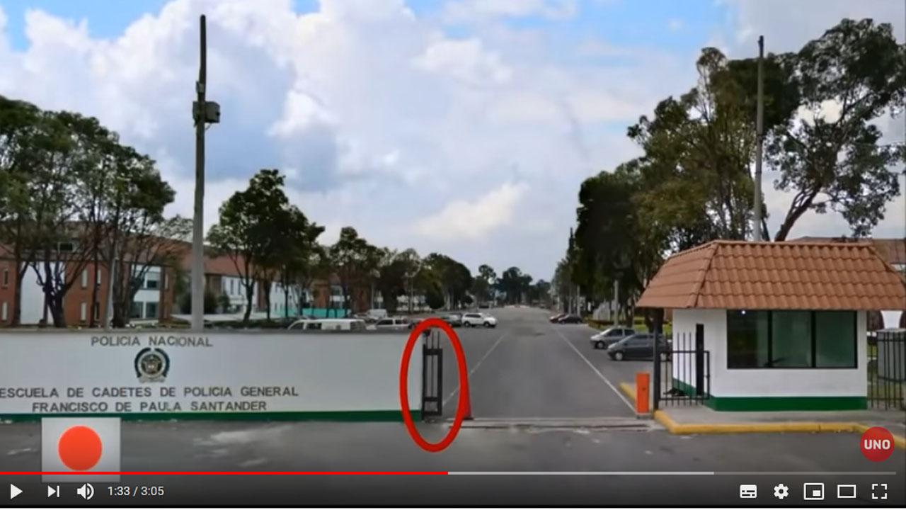Las fallas de seguridad en el atentado a Escuela General Santander