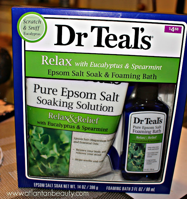 Dr. Teal's Relax Gift Set