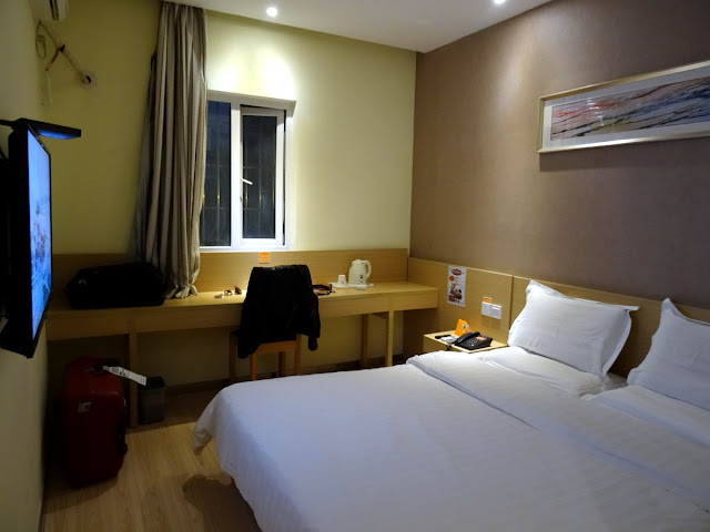 Room 7 Days Inn in Xiamen, China