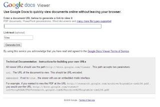 cara menggunakan google docs viewer
