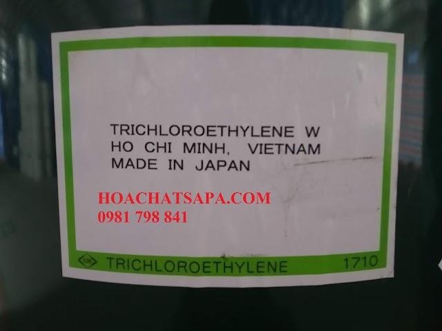 TRICHLOROETHYLENE (TCE) - KANTO