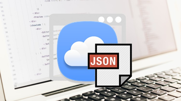 Projects with JSON and APIs coupon