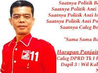 Mengenal Harapan Panjaitan Caleg PSI DPRD Provinsi Sumut