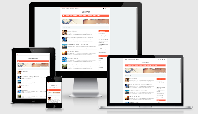 Download Nubie Fast Pro Responsive Template