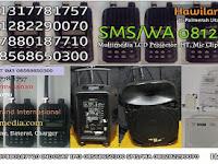 Sewa Speaker Portable Marunda Jakarta Utara Rental Mic Wireless Portable