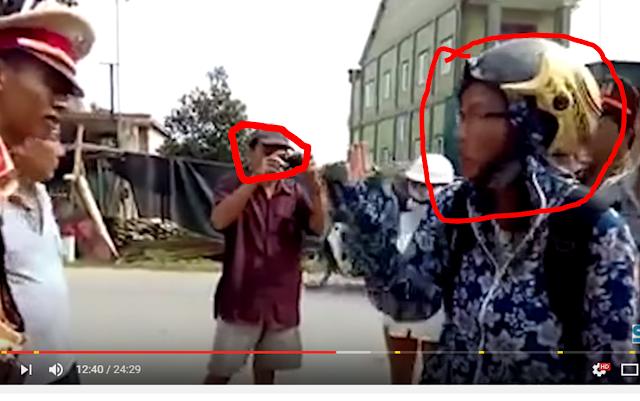 """Phản quốc Việt Tân thò tay từ việc phá rối của mụ """"đàn bà thép"""" tới việc kích động biểu tình tại Quảng Bình"""