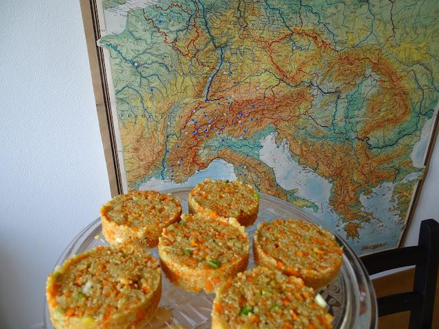 Veggie-Burger mit Quinoa von Liebdings