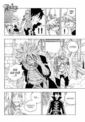 Fairy Tail Mangá 525
