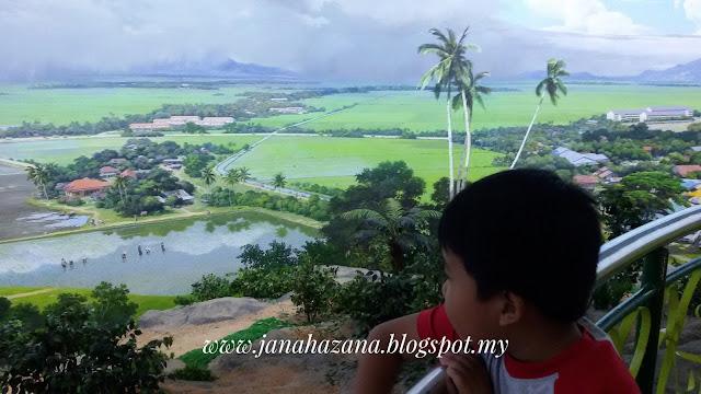 jalan-jalan kedah dan pulau pinang