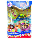 Littlest Pet Shop 3-pack Scenery Cat Shorthair (#228) Pet