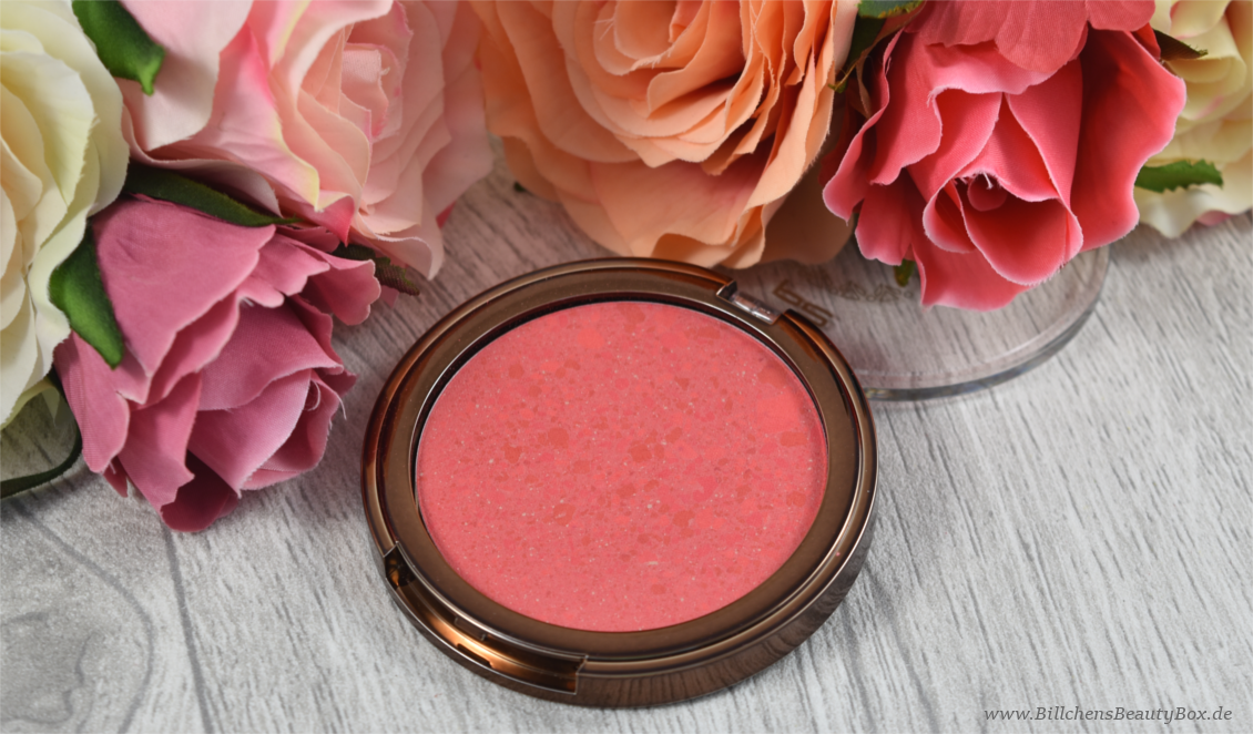 p2 cosmetics - Beauty VOYAGE Limited Edition - beauty mosaic blush