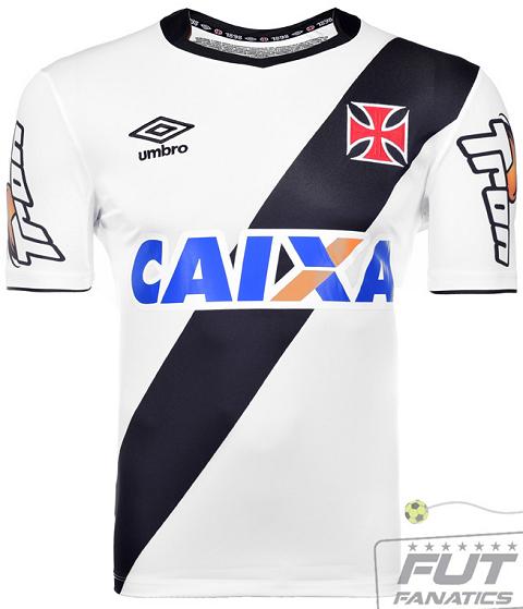 Umbro apresenta as camisas do Vasco da Gama - Show de Camisas f7177f421f7e3