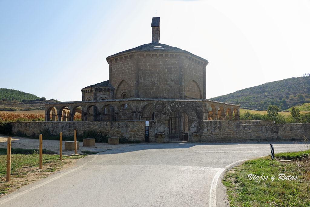 Ermita de Santa María de Eunate, Navarra
