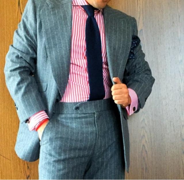 Clase, elegancia y distinción: LAS PINZAS DE LOS PANTALONES