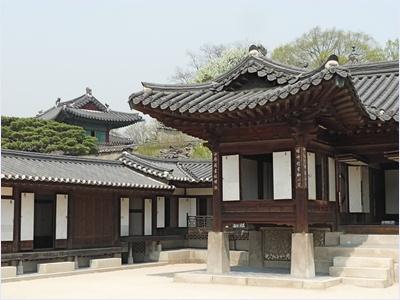 ตำหนักนักซอนเจ (Nakseonjae) / พระราชวังชางด๊อก (Changdeokgung Palace)