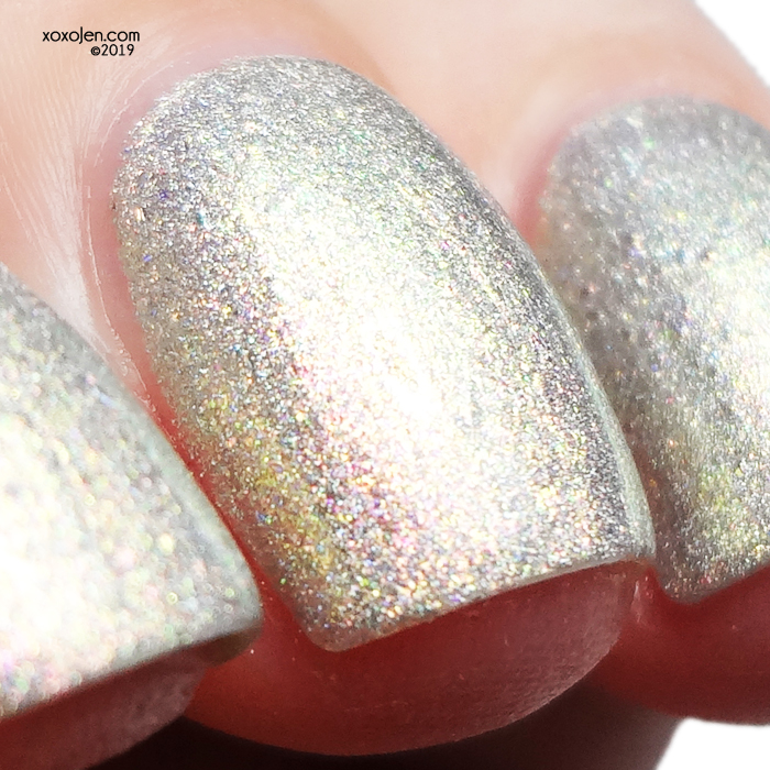 xoxoJen's swatch of KBShimmer Mirror Mirror In The Stall