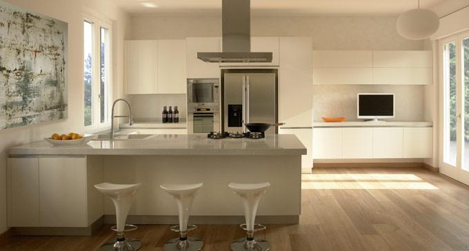 Cucine su misura soluzione perfetta per ottimizzare gli spazi della tua casa live in beauty - Top cucina su misura ...