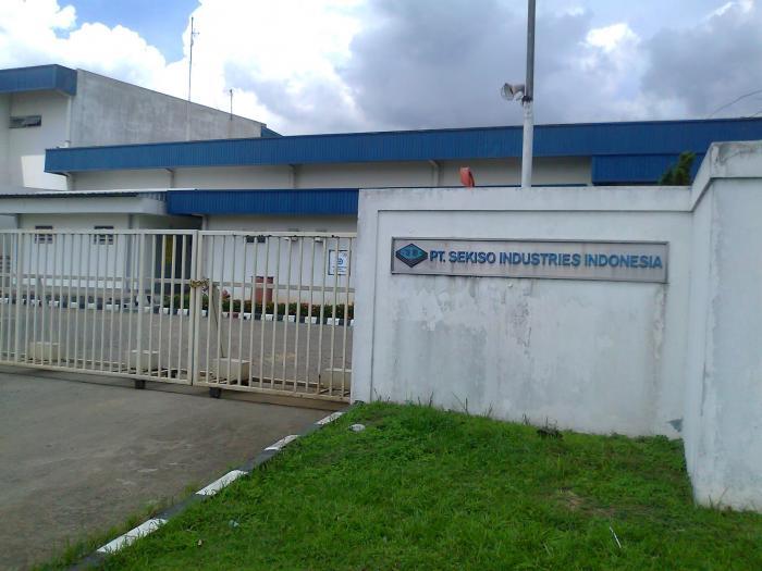 Info Lowongan Kawasan Mm2100 Operator PT. Sekiso Industries Indonesia