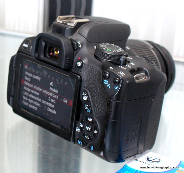 Jual Kamera Canon 700D Bekas di Banyuwangi