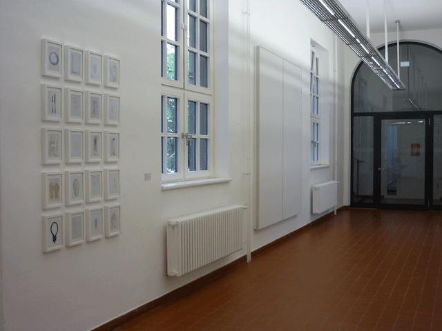 Nina Resl - Museum Megalomania - Installationsansicht