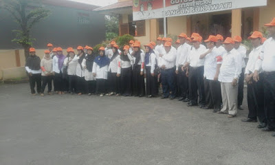 Apel siaga coklit PPDP serentak Jawa Tengah